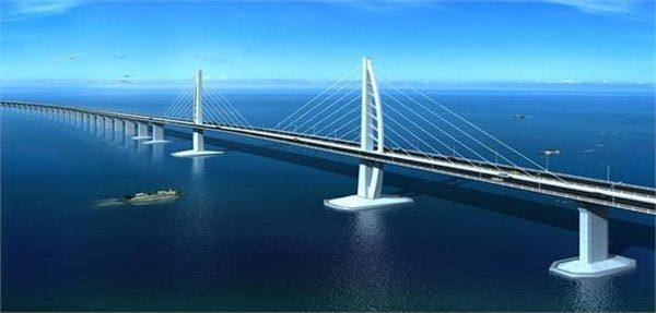 造港珠澳大桥有多难?据说是连续33次考上清华的难度