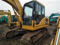 小松130二手挖掘机大中小型挖土机