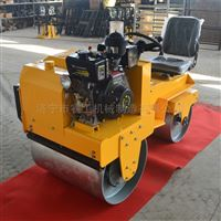 吉林微小型双钢轮压土机小型单轮振动碾厂家