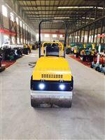 上海小型单钢轮压土机报价